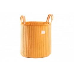 Savanna Velvet Toy Bag