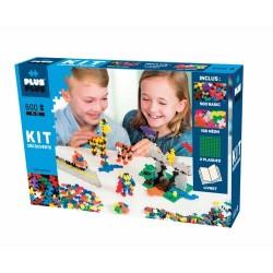 Kit Decouverte B/n 600 Pcs