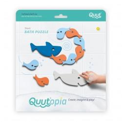 Quutopia Puzzle De Bain Requin