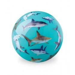 10 Cm Play Ball Shark