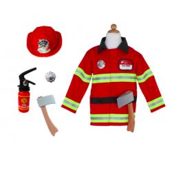 Pompier Avec Accessoires - 5/6