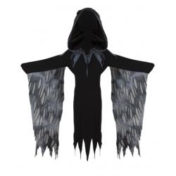 Reaper Cloak Black 7-8 Ans