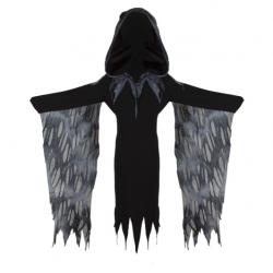 Reaper Cloak Black 9-10 Ans