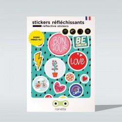 Stickers Réfléchissants