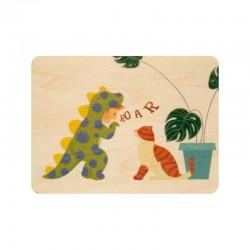 Kids 2 Roar Carte postale