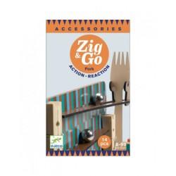 Zig & Go - Fork - 14 Pcs