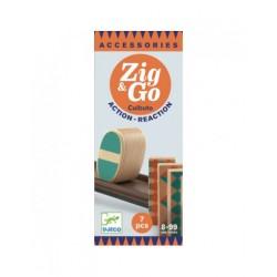 Zig & Go - Culbuto - 7 Pcs