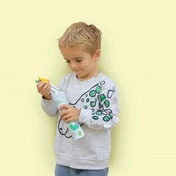 Mini Playmat Dino Reversible